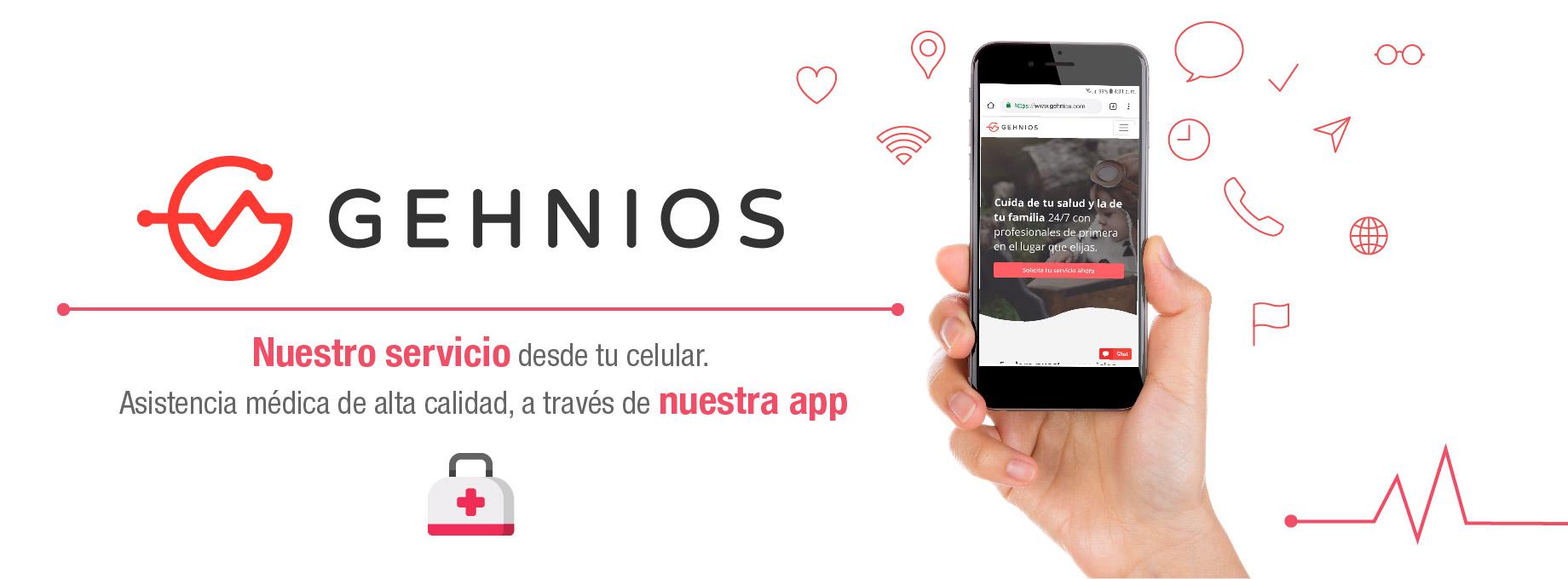 App Gehnios